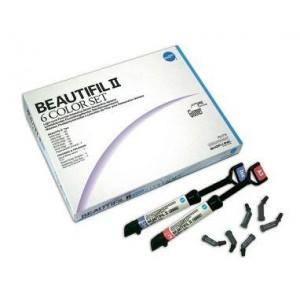 Beautifil II 6 color SET
