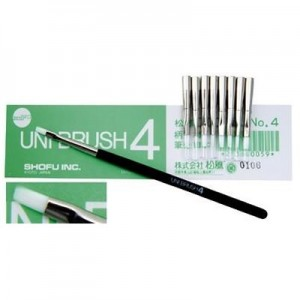 SHOFU Πινελακια Uni-brush No4